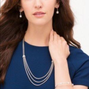 $108 New Brighton Meridian tier necklace